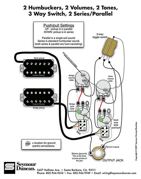 series parallel with 50s wiring mylespaul