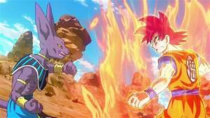Dragon Ball Z: Battle of Z - | Super Saiyan God Goku Vs ...