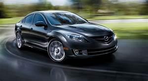 Mazda Releases  2010 Mazda6 Exterior