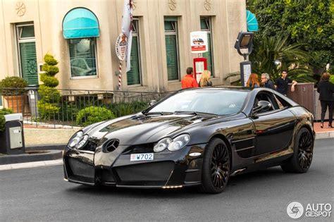 Mercedes-benz Mansory Slr Mclaren Renovatio