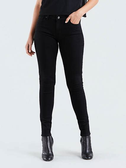 Black Skinny Jeans For Women Shop Jeggings Levi