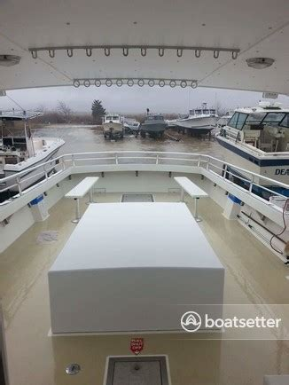 Boatsetter Customer Service by Rent A 2007 46 Ft Markley Custom Charter In Deale Md On