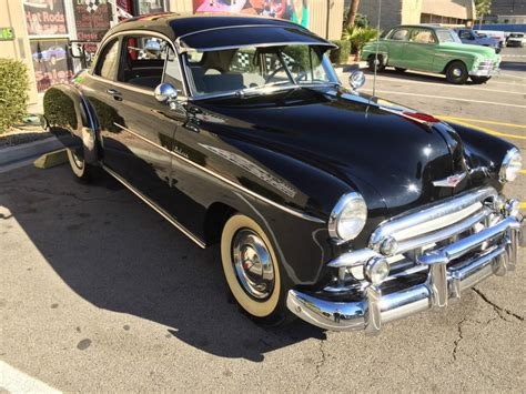 Chevrolet Styleline Deluxe For Sale