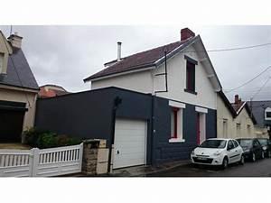 Peinture Pour Façade De Maison : simulation peinture facade maison simulateur de facade ~ Premium-room.com Idées de Décoration