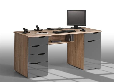 bureau informatique design armoire informatique design