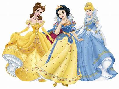 Princess Disney Princesses Transparent Clipart Snow Cinderella