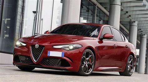 2018 Alfa Romeo Giulia Issues Saloon Hybrid