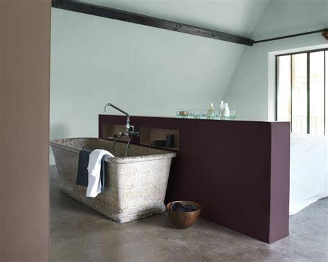 muret salle de bain 17 meilleures id 233 es 224 propos de salles de bains violettes