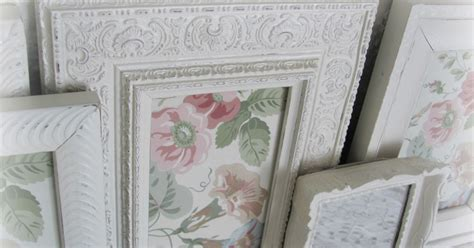 shabby chic picture frame ideas my shabby chateau shabby chic picture frames