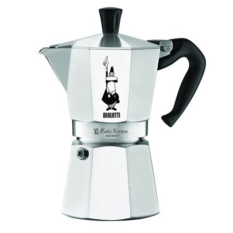 In fact, an italian coffee maker is now popular all over the world for making espresso with a deep and rich taste. Italian Stove-Top Espresso Makers | Coffee Break: A Look ...