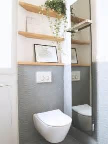 photos et id 233 es d 233 co de wc et toilettes avec un carrelage gris