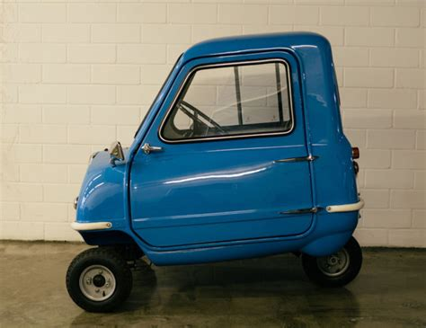 Peel P50 For Sale by Peel P50 The World S Smallest Production Car 1 Of 50