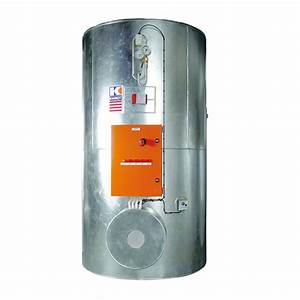 Bulk Water Heaters With  U0026 Without Cladding