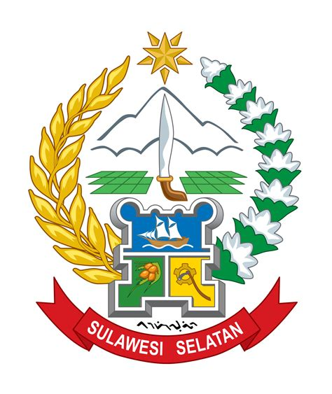 logo sulawesi selatan provinsi sulawesi selatan