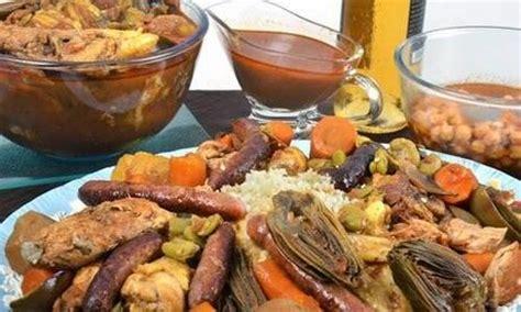 cuisine marocaine couscous couscous marocain dans la cuisine marocaine à voir