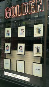 Window, Display, Ideas, For, Optometry, Clinic, Front, Window, Display, At, Golden, Optical