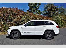 2017 Jeep Grand Cherokee Trailhawk 57 Hemi Road Test