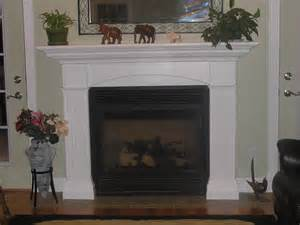 Oak Fireplace Mantel