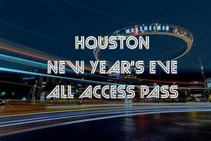 Houston All Access Pub Crawl Party Pass New Years Eve 2021, Pub Fiction + Various Venues ...