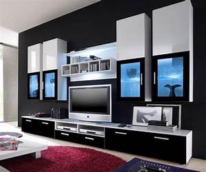Ikea Wohnzimmer Schrankwand : top angebot wohnwand anbauwand wohnzimmer gratis licht ~ Michelbontemps.com Haus und Dekorationen