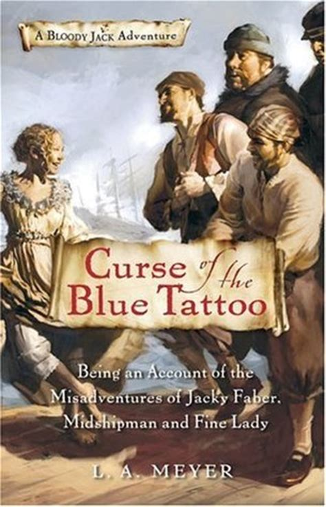 curse   blue tattoo   account   misadventures  jacky faber midshipman