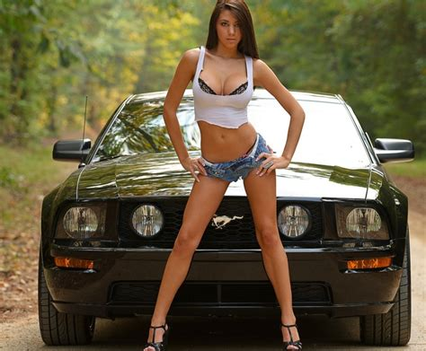 hot models with cars babes and cars nsfw mancave518