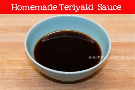 teriyaki sauce recipe teriyaki sauce recipe
