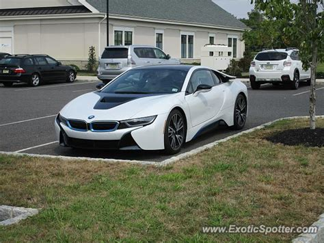 Bmw I8 Spotted In Woodbury, New Jersey On 09/02/2015