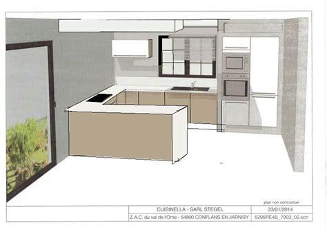 plan cuisine 9m2 plan cuisine ouverte 9m2 id 233 es de design suezl com