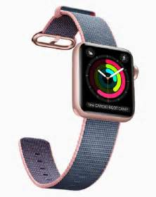 <b>Apple Watch Series 2</b> with built-in GPS, brighter display ...