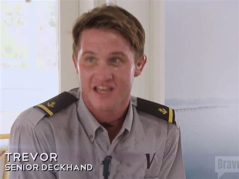 trevor below deck instagram below deck season 3 episode 1 trevor is an amazing level