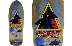natas the 25 best skateboard decks from the 80s