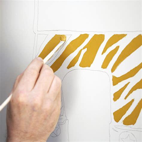 peinture murale de birgit kinder id 233 e d 233 co chambre d enfant une peinture murale colora be