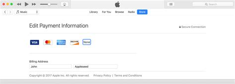 how to remove itunes account from iphone change or remove your apple id payment information apple