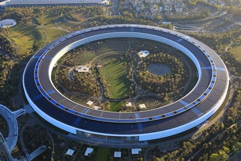 Apples Headquarters New Pictures by Inside Apple S Earthquake Ready Headquarters The New