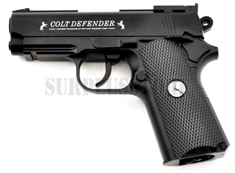 Umarex Colt Defender .177 Bb Co2 Air Pistol