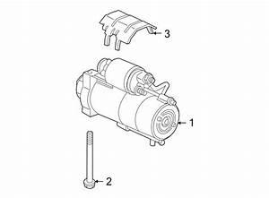 Gmc Savana 3500 Starter Motor  Liter