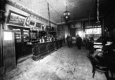 west saloons vintage photographs commercial hotel