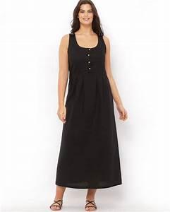 robe noire ete longue grande taille petit prix la robe With bon prix robe longue grande taille