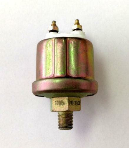 oil pressure sending unit ebay