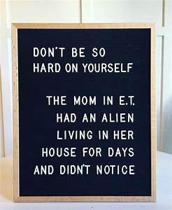 Letterboards-Ar... Funny Own Quotes
