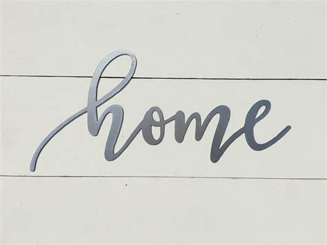Metal Signs Home Decor  Theradmommycom
