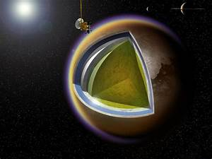 Space Images | Layers of Titan (Artist's Concept)
