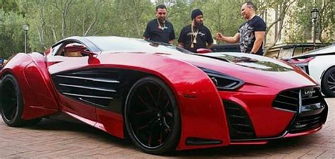 French Montana Buys Laraki Epitome