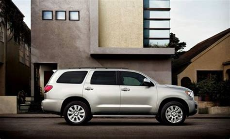 toyota sequoia redesign reviews specs interior
