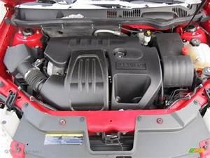 2007 Chevrolet Cobalt Ls Sedan 2 2l Dohc 16v Ecotec 4 Cylinder Engine Photo  43966932