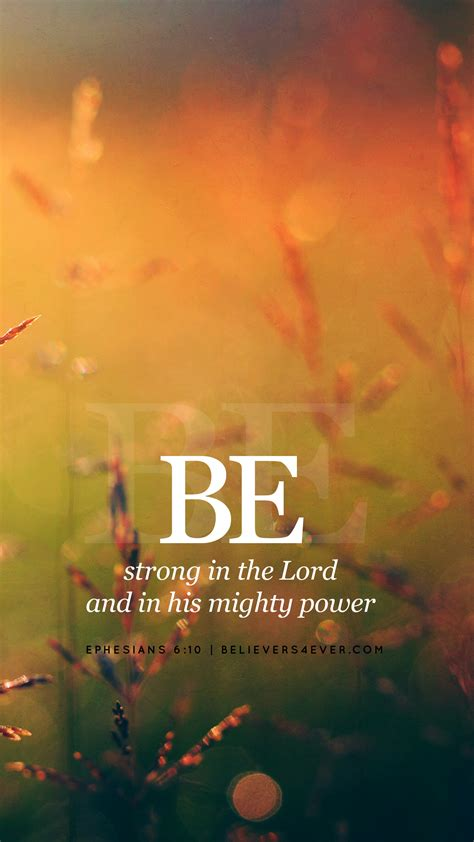 christian phone wallpapers i you lord my strength bible verses be strong in the lord believers4ever