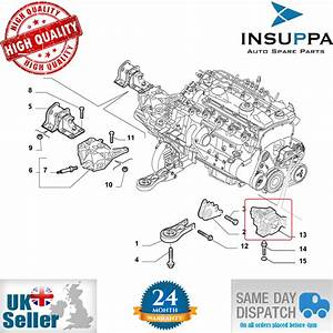 Front Engine Mounting For Fiat Ducato 250 290 2001 Onward