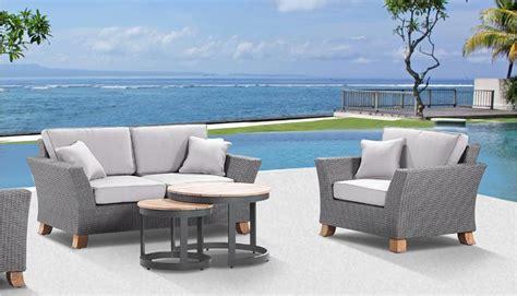 kitchen furniture sydney outdoor wicker furniture sydney melbourne bay gallery