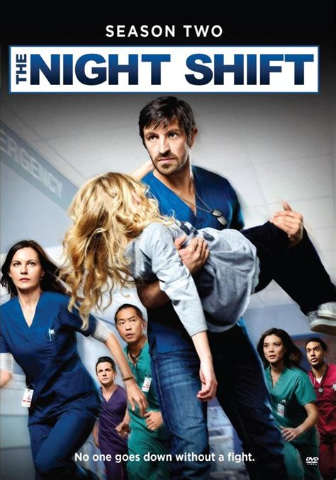 The Night Shift DVD Release Date
